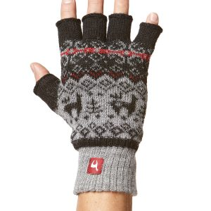 Handschuhe-Anden-Vientos Babyalpaka