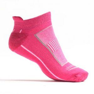 Sneaker Socken pink